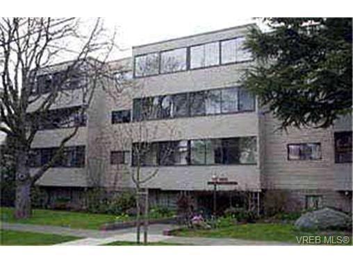 Main Photo: 105 2610 Graham St in VICTORIA: Vi Hillside Condo for sale (Victoria)  : MLS®# 337928