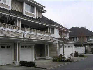 "Photo 1: 22 8000 HEATHER Street in Richmond: Garden City Townhouse for sale in ""HILLSBOROUGH"" : MLS®# V864457"