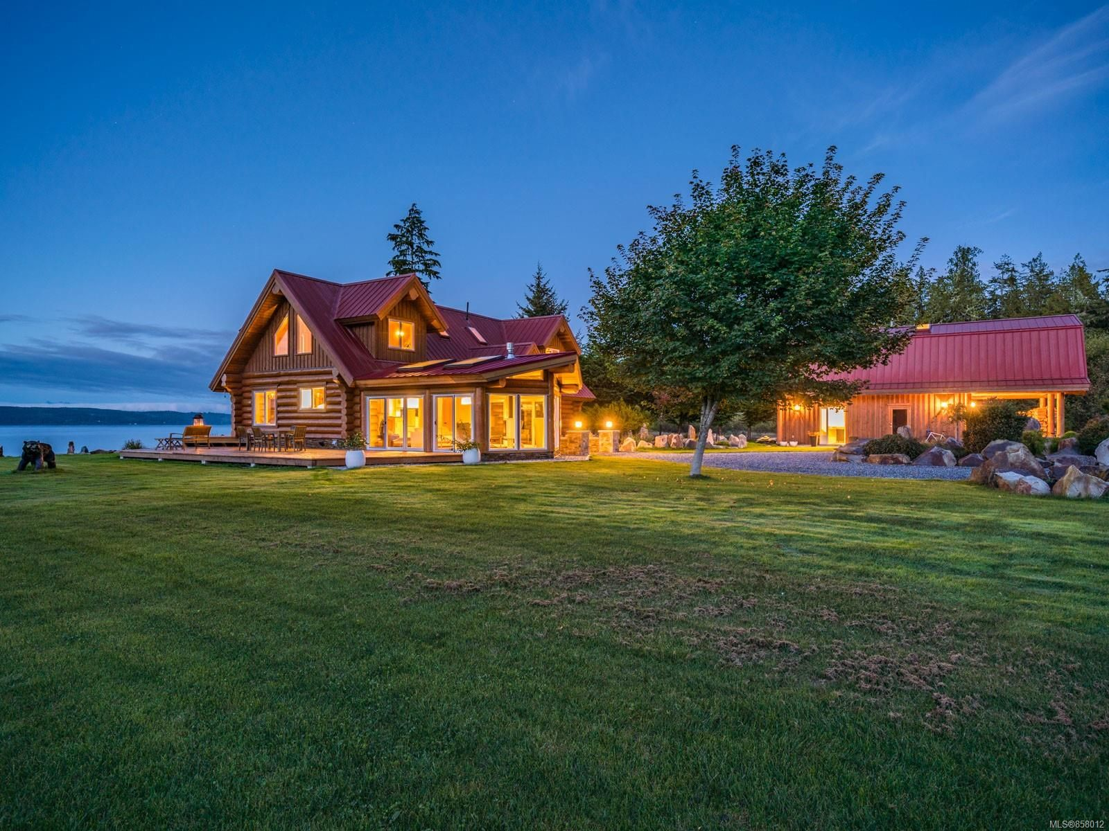 Photo 4: Photos: 6030 MINE Rd in : NI Port McNeill House for sale (North Island)  : MLS®# 858012