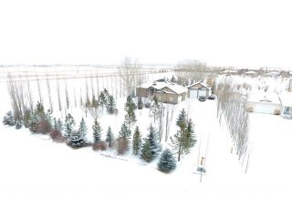 Photo 1: 36 Silvertip Gate: Rural Foothills M.D. House for sale : MLS®# C4102875