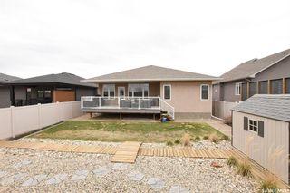 Photo 40: 4802 Sandpiper Crescent East in Regina: The Creeks Residential for sale : MLS®# SK771375