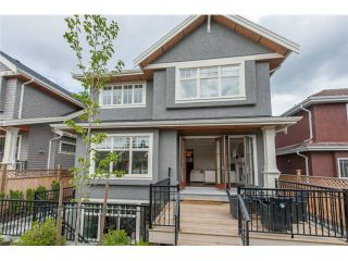 Photo 1: 3968 W 20TH AV in Vancouver: Dunbar House for sale (Vancouver West)  : MLS®# V1024335