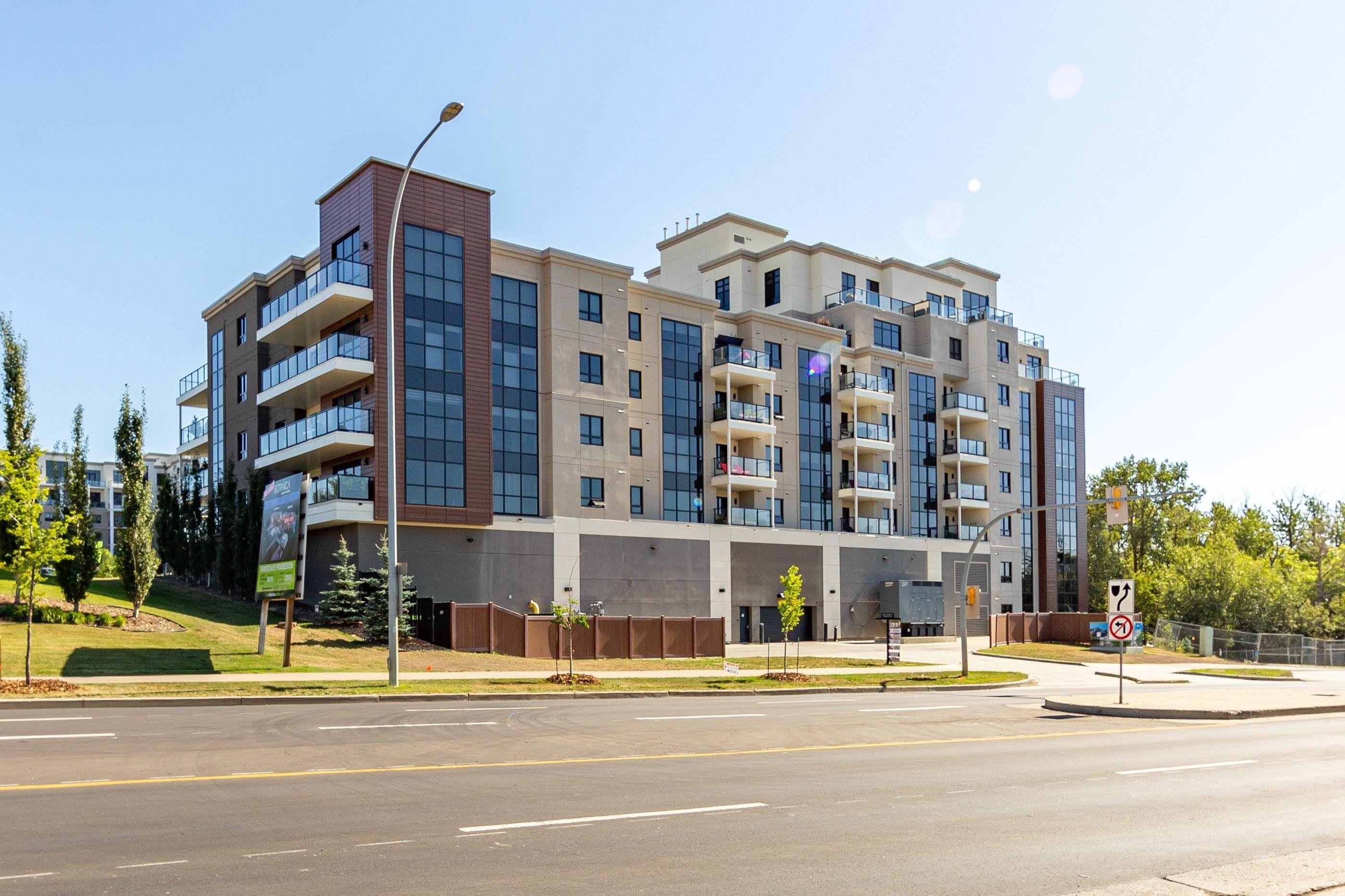 Main Photo: 707 200 BELLEROSE Drive: St. Albert Condo for sale : MLS®# E4258774