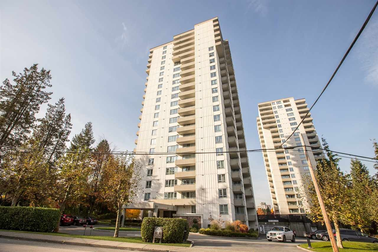 """Main Photo: 507 5645 BARKER Avenue in Burnaby: Central Park BS Condo for sale in """"CENTRAL PARK PLACE"""" (Burnaby South)  : MLS®# R2417528"""