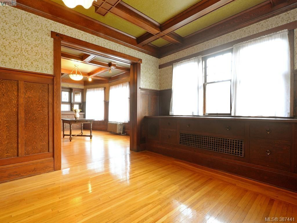 Photo 4: Photos: 1442 Rockland Ave in VICTORIA: Vi Rockland House for sale (Victoria)  : MLS®# 778533