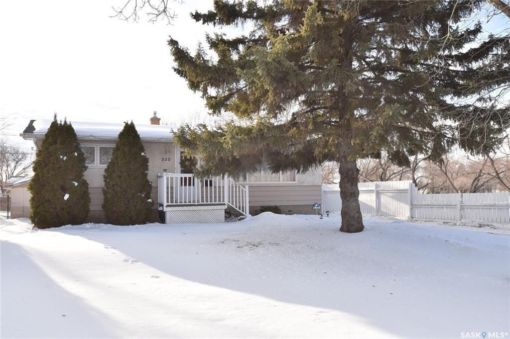 Main Photo: 520 Montague Street in Regina: Regent Park Residential for sale : MLS®# SK722716
