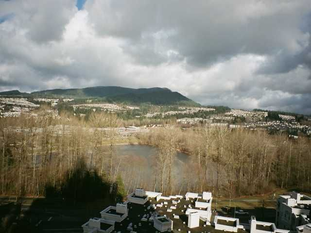 """Main Photo: # 1401 1199 EASTWOOD ST in Coquitlam: North Coquitlam Condo for sale in """"THE SELKIRK"""" : MLS®# V1047676"""