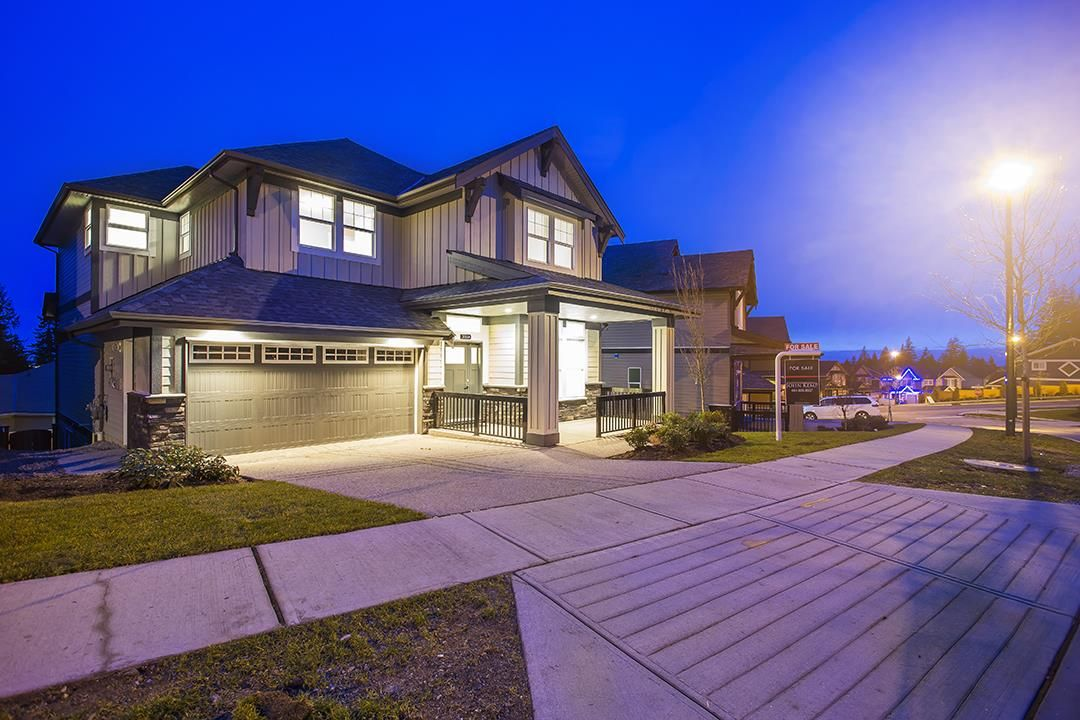 Main Photo: 3518 BISHOP PLACE in Coquitlam: Burke Mountain House for sale : MLS®# R2029625