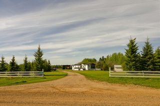 Photo 1: 22418 TWP RD 610: Rural Thorhild County Manufactured Home for sale : MLS®# E4248044