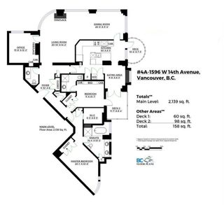 """Photo 18: 4A 1596 W 14TH Avenue in Vancouver: Fairview VW Condo for sale in """"KINGSWOOD"""" (Vancouver West)  : MLS®# R2132310"""