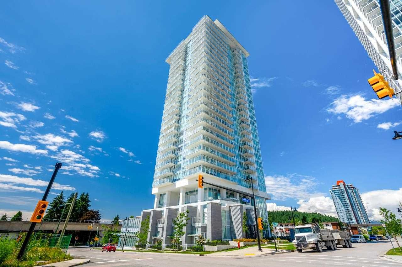"""Main Photo: 2302 652 WHITING Way in Coquitlam: Coquitlam West Condo for sale in """"Marquee"""" : MLS®# R2591895"""