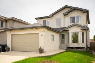 Photo 1: 87 William Gibson Bay in Winnipeg: Canterbury Park House for sale (3M)  : MLS®# 202011374