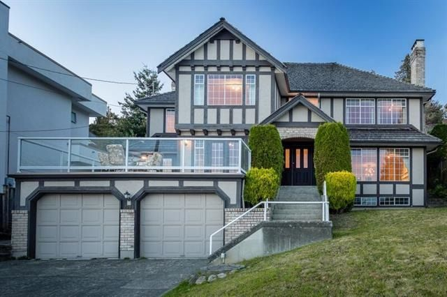 Main Photo: 2373 OTTAWA Avenue in West Vancouver: Dundarave House for sale : MLS®# R2126482