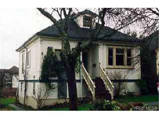 Main Photo: 2820 Blackwood St in VICTORIA: Vi Hillside House for sale (Victoria)  : MLS®# 300170