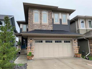 Photo 1: 5771 KEEPING Crescent in Edmonton: Zone 56 House for sale : MLS®# E4255642