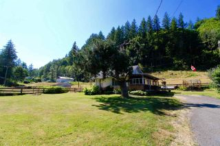 Main Photo: 1505 COLUMBIA VALLEY Road: Columbia Valley House for sale (Cultus Lake)  : MLS®# R2430396