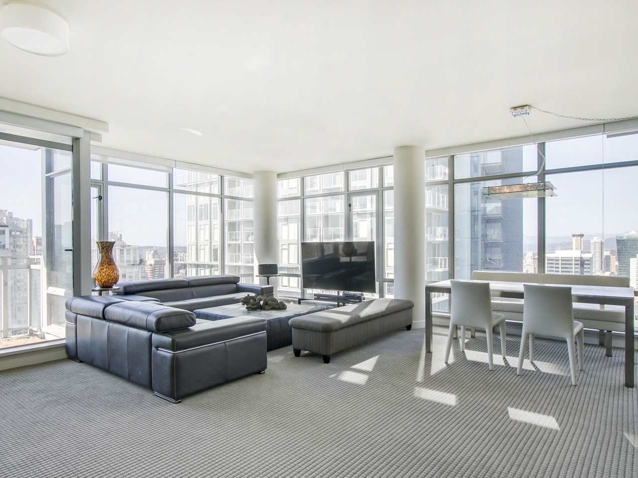 "Main Photo: 3002 788 RICHARDS Street in Vancouver: Downtown VW Condo for sale in ""L'Hermitage"" (Vancouver West)  : MLS®# R2114561"