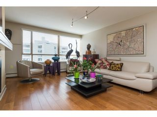 """Photo 2: 407 15111 RUSSELL Avenue: White Rock Condo for sale in """"PACIFIC TERRACE"""" (South Surrey White Rock)  : MLS®# R2181826"""