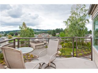 "Photo 12: 408 1215 LANSDOWNE Drive in Coquitlam: Upper Eagle Ridge Townhouse for sale in ""SUNRIDGE ESTATES"" : MLS®# V968136"