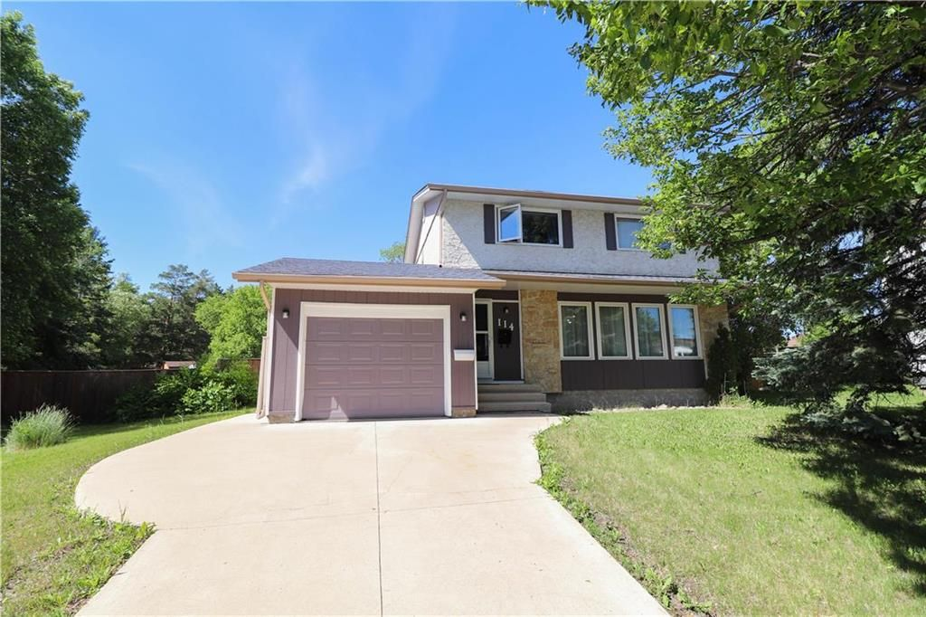 Main Photo: 114 Savoy Crescent in Winnipeg: Residential for sale (1G)  : MLS®# 202114818