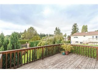 Photo 16: 795 Pepin Pl in VICTORIA: SW Northridge House for sale (Saanich West)  : MLS®# 712975