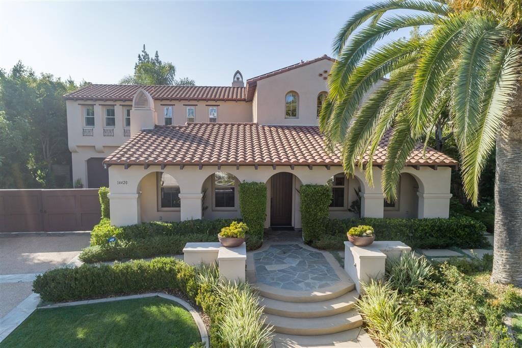 Main Photo: SANTALUZ House for sale : 4 bedrooms : 14420 Rancho Del Prado Trail in San Diego