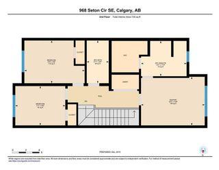 Photo 27: 968 SETON CI SE in Calgary: Seton Semi Detached for sale : MLS®# C4291573