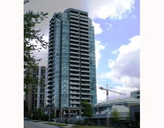 "Photo 1: 804 4380 HALIFAX Street in Burnaby: Brentwood Park Condo for sale in ""BUCHANAN NORTH"" (Burnaby North)  : MLS®# V790054"