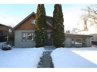 Photo 1: 2523 16 Street NW in CALGARY: Capitol Hill Residential Detached Single Family for sale (Calgary)  : MLS®# C3459604