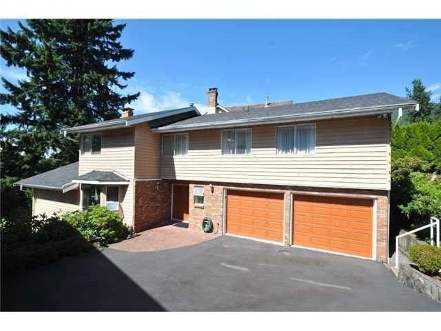 Main Photo: 199 Montroyal in North Vancouver: House  : MLS®# V1055818