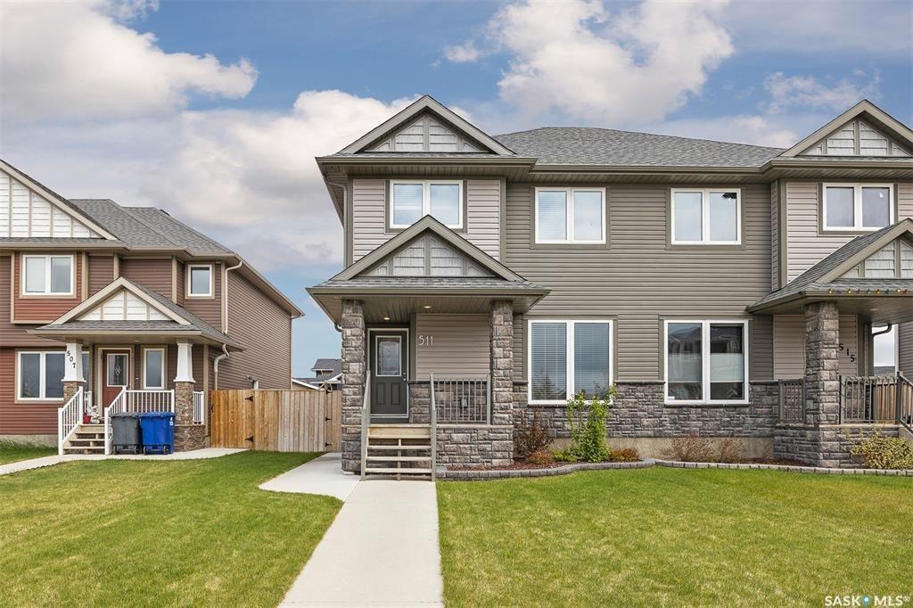 Main Photo: 511 Pringle Crescent in Saskatoon: Stonebridge Residential for sale : MLS®# SK856510