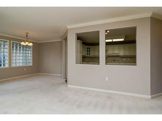 "Photo 6: 101 17730 58A Avenue in Surrey: Cloverdale BC Condo for sale in ""Derby Downs"" (Cloverdale)  : MLS®# F1450852"