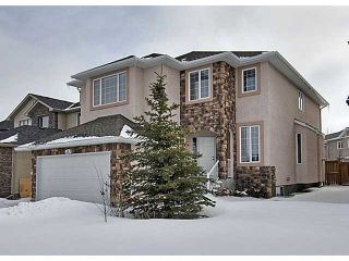 Photo 1: 153 EVERCREEK BLUFFS Road SW in CALGARY: Evergreen Residential Detached Single Family for sale (Calgary)  : MLS®# C3606486