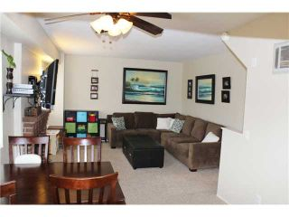 Photo 5: PACIFIC BEACH Townhouse for sale : 3 bedrooms : 4257 Gresham Street in San Diego