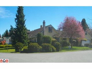 "Photo 1: 12618 21A AV in Surrey: Crescent Bch Ocean Pk. House for sale in ""Ocean cliff Estates"" (South Surrey White Rock)  : MLS®# F1110188"