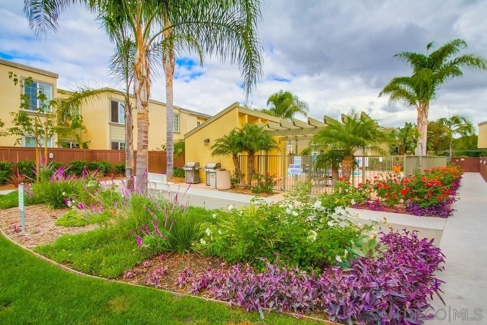 Main Photo: CLAIREMONT Condo for rent: 5404 BALBOA ARMS DRIVE #351 in san diego