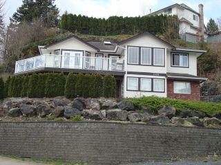 Photo 1: 2459 WHATCOM Road in Abbotsford: Abbotsford East House for sale : MLS®# F1408243