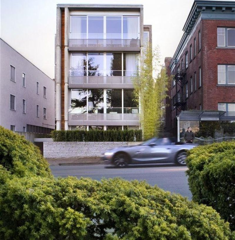 FEATURED LISTING: 200 - 2386 CORNWALL Avenue Vancouver