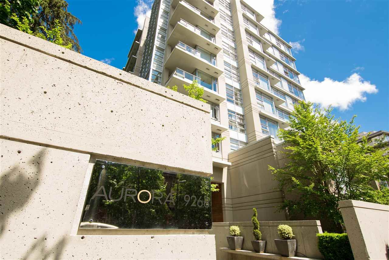 Main Photo: 301 9266 UNIVERSITY Crescent in Burnaby: Simon Fraser Univer. Condo for sale (Burnaby North)  : MLS®# R2464043