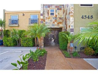 Photo 2: NORMAL HEIGHTS Condo for sale : 2 bedrooms : 4548 Hawley #9 in San Diego