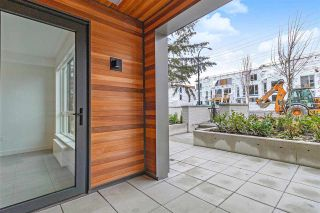 "Photo 14: 101 733 E 3RD Street in North Vancouver: Lower Lonsdale Condo for sale in ""Green on Queensbury"" : MLS®# R2452551"