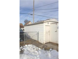 Photo 18: 627 Cathedral Avenue in Winnipeg: Sinclair Park Residential for sale (4C)  : MLS®# 1706056