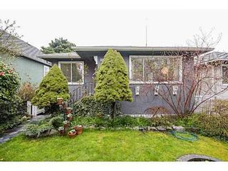 Photo 1: 1875 East 39TH Ave in Victoria Drive: Victoria VE Home for sale ()  : MLS®# V1057159