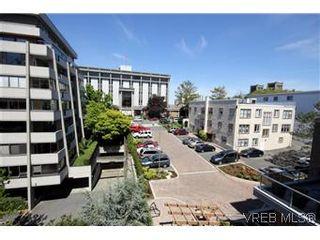 Photo 7: 608 777 Blanshard St in VICTORIA: Vi Downtown Condo for sale (Victoria)  : MLS®# 594073