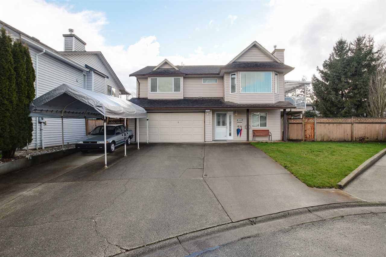"""Main Photo: 22928 123B Avenue in Maple Ridge: East Central House for sale in """"EAST CENTRAL"""" : MLS®# R2239677"""