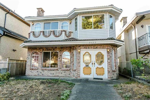 Main Photo: 7157 NANAIMO Street in Vancouver: Fraserview VE House for sale (Vancouver East)  : MLS®# R2236648