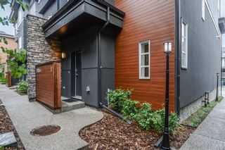 Photo 2: 1 2016 35 Avenue SW in Calgary: Altadore Row/Townhouse for sale : MLS®# A1035122
