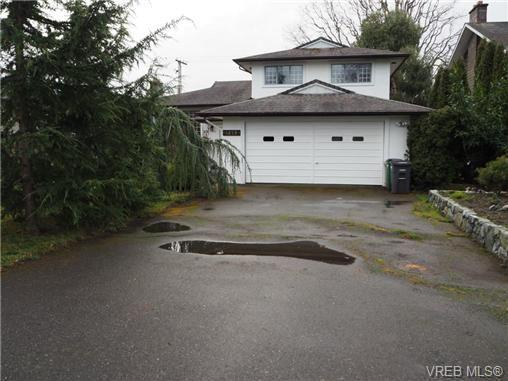 Main Photo: 1829 Fairhurst Ave in VICTORIA: SE Lambrick Park House for sale (Saanich East)  : MLS®# 719251