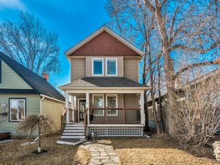 Main Photo: 411 20 Avenue NW in Calgary: Mount Pleasant Detached for sale : MLS®# A1088467
