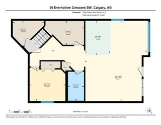Photo 46: 36 Everhollow Crescent SW in Calgary: Evergreen Detached for sale : MLS®# A1125511